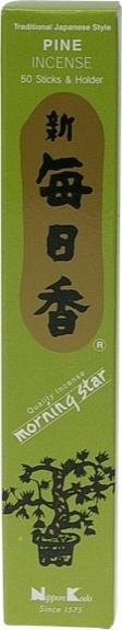 ENCENS JAPONAIS - PIN - BOITE DE 50 STICKS