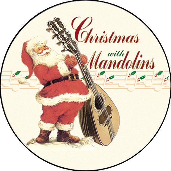 CHRISTMAS WITH MANDOLINS