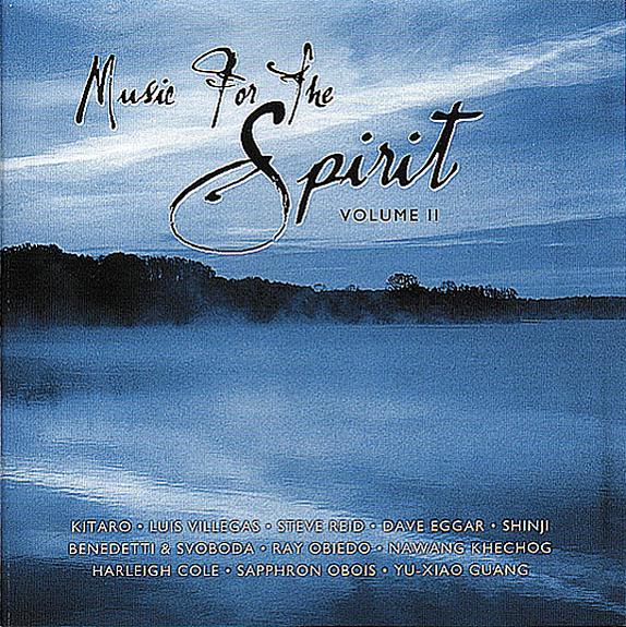 MUSIC FOR THE SPIRIT VOL 2