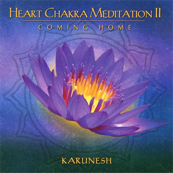 HEART CHAKRA MEDITATION 2 : COMING HOME
