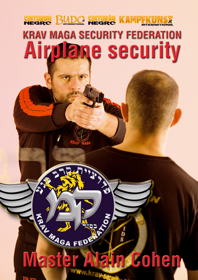 KRAV MAGA SECURITE AVIONS
