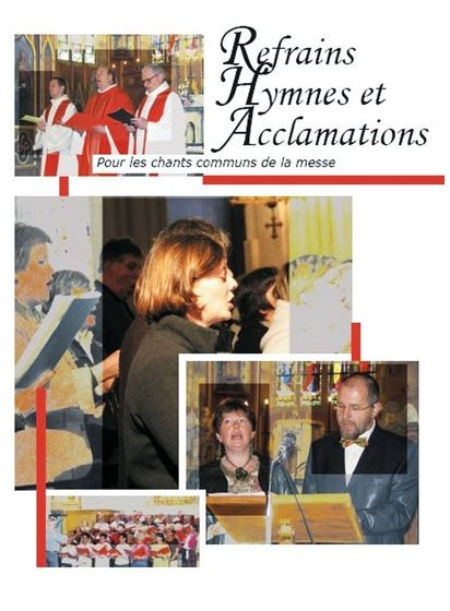 REFRAINS HYMNES ACCLAMATIONS