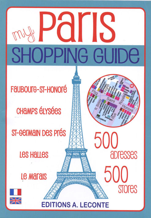 MY PARIS SHOPPING GUIDE