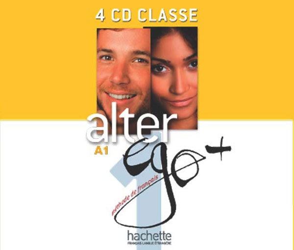 ALTER EGO + 1 : CD AUDIO CLASSE