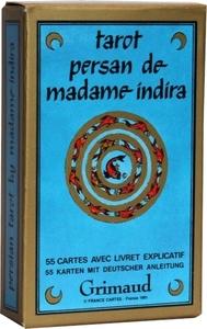 TAROT PERSAN DE MME INDIRA