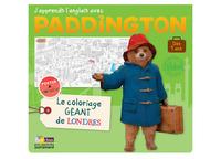 PADDINGTON - POSTER A COLORIER - LE COLORIAGE GEANT DE LONDRES