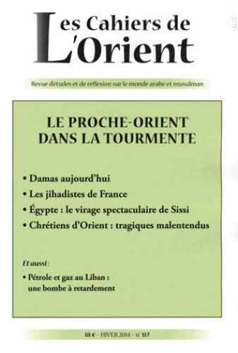 CAHIERS DE L'ORIENT N117