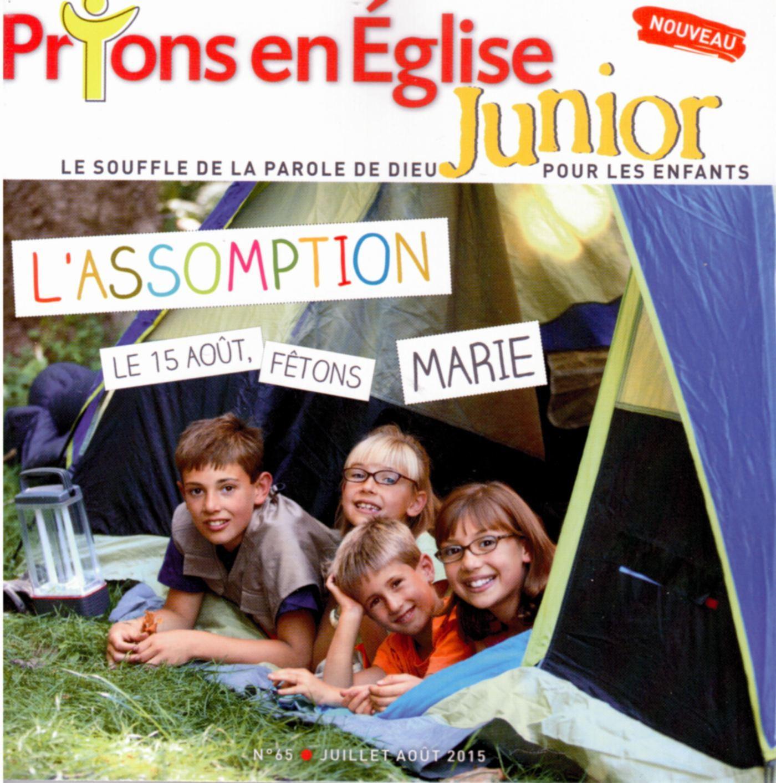 PRIONS JUNIOR N 65 JUILLET/AOUT 2015