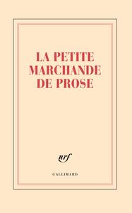 GRAND CARNET LA PETITE MARCHANDE DE PROSE 14X22,5CM 144P
