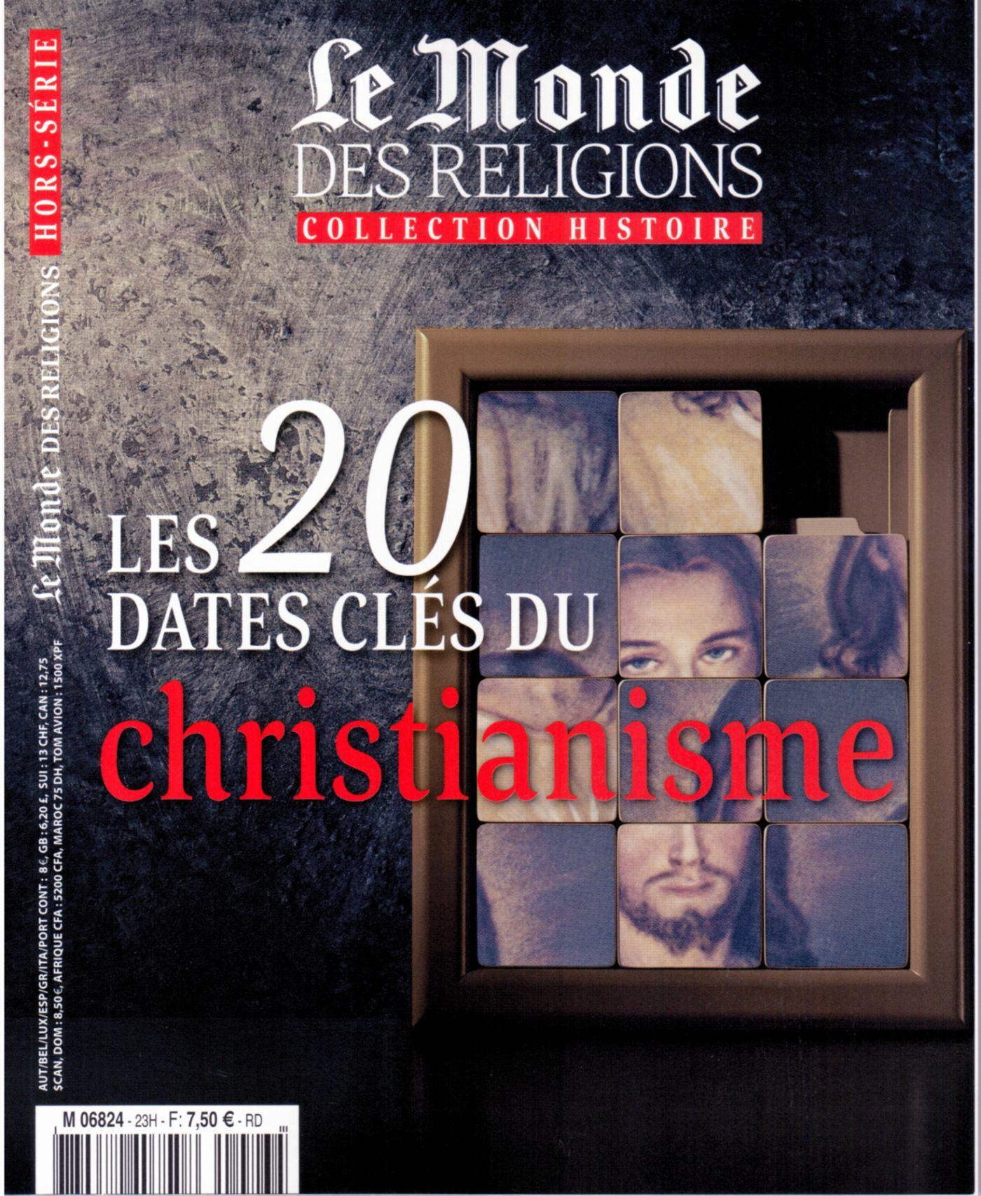 HS LES 20 DATES CLES DU CHRISTIANISME