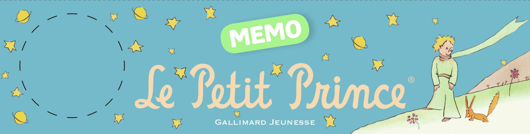 LE PETIT PRINCE - MEMO