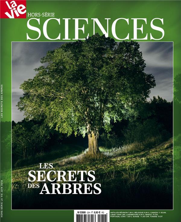 HS LA VIE /LE SECRET DES ARBRES