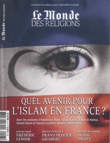 LE MONDE DES RELIGIONS JANVIER-FEVRIER