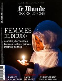 LE MONDE DES RELIGIONS N 95 MAI-JUIN