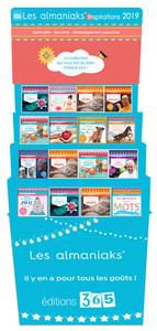 PLV-45 EDITIONS 365 INSPIRATIONS SPIRALES 2019 HLI