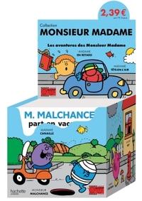 BOITE N 7 LES AVENTURES DES MONSIEUR MADAME 6 TITRES X 6EX