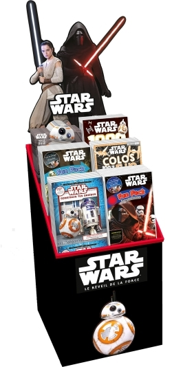 BOX 87 VOL. OP STAR WARS VII AVRIL 2016