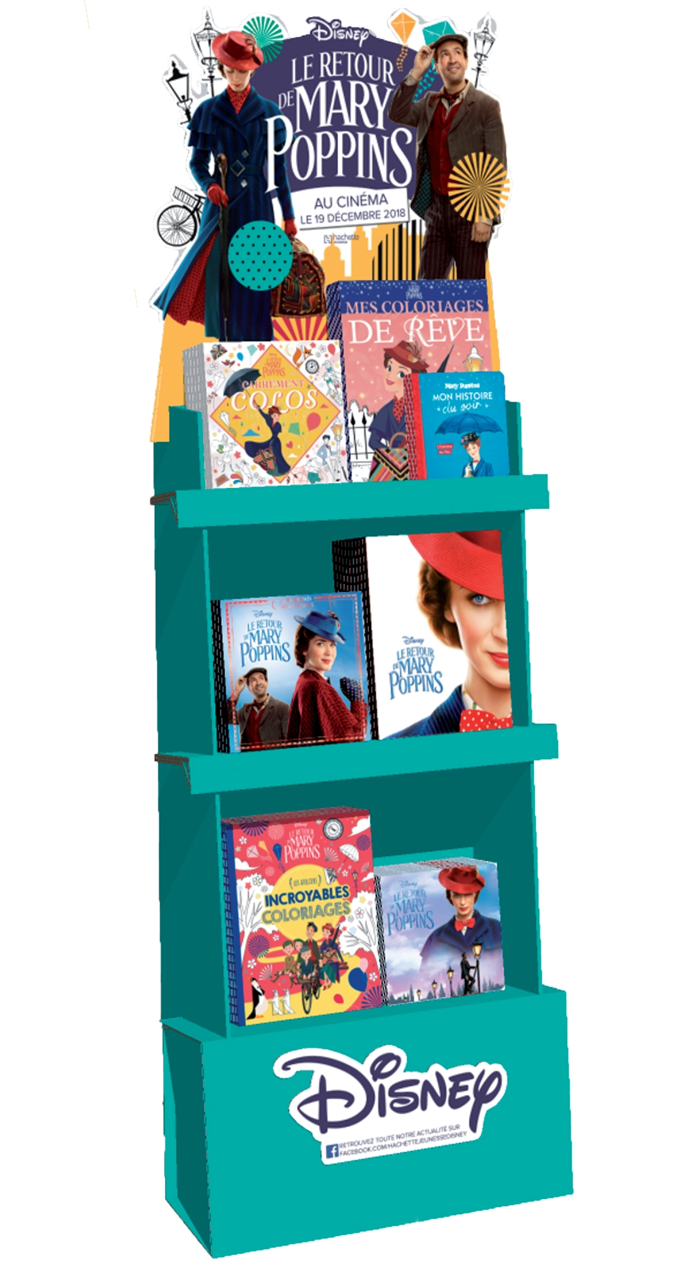 BOX 70 VOL OP MARY POPPINS NOVEMBRE 2018