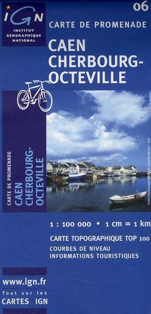 AED CAEN/CHERBOURG-OCTEVILLE  1/100.000