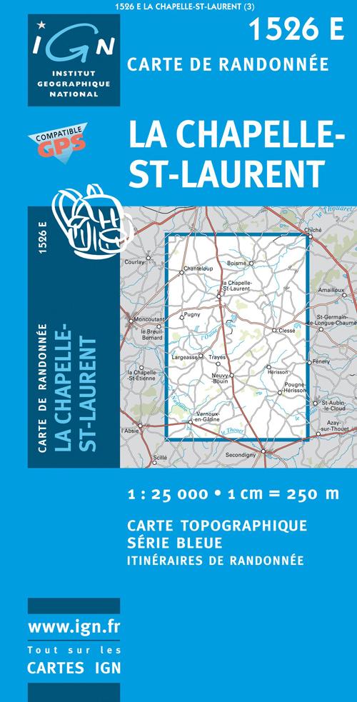 AED LA CHAPELLE-ST-LAURENT