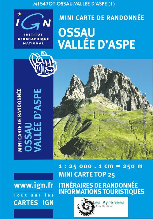 MINI OSSAU/VALLE D'ASPE