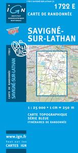 AED 1722E SAVIGNE-SUR-LATHAN