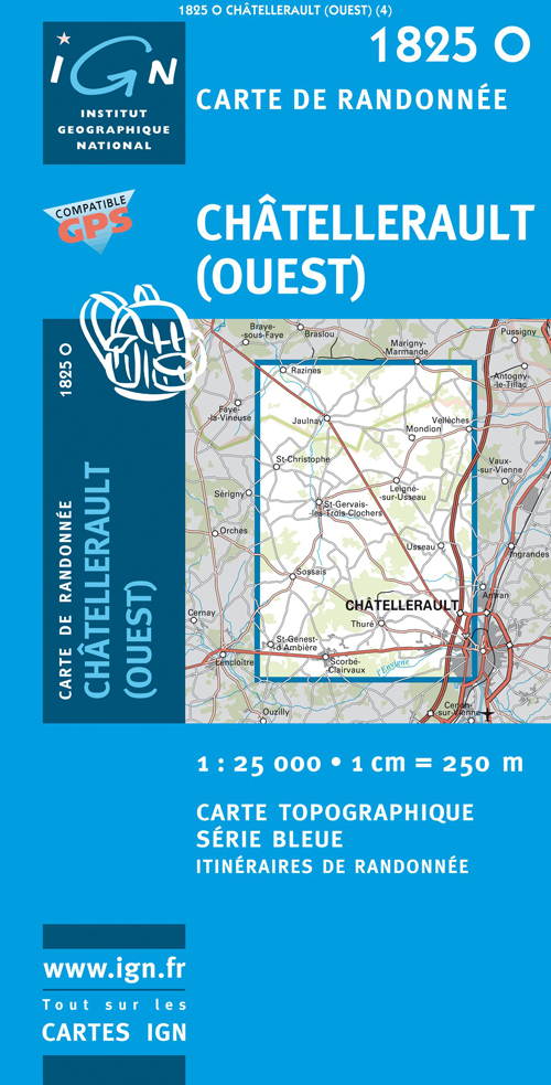 CHATELLERAULT (OUEST)