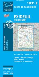 1831E EXIDEUIL (CHARENTE)