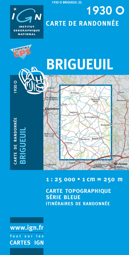 AED 1930O BRIGUEUIL