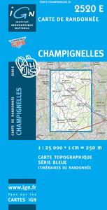 2520E CHAMPIGNELLES