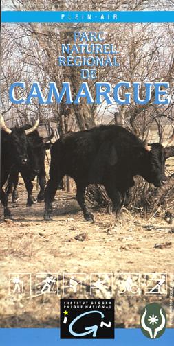 PARC NAT.REG.DE LA CAMARGUE  1/50.000