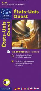 AED ETATS-UNIS OUEST  1/2M
