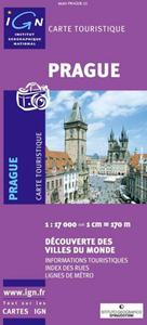 86301 PRAGUE  1/17.000