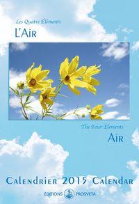 CALENDRIER 2015 - L'AIR