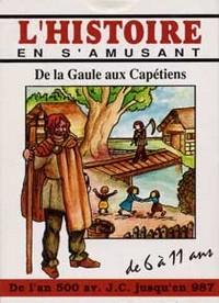 DE LA GAULE AUX CAPETIENS
