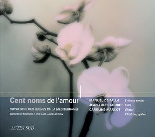 (PVC) - 22,10E - CENT NOMS DE L'AMOUR CD-