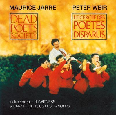 LE CERCLE DES POETES DISPARUS - CD