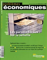 LES PARADIS FISCAUX SUR LA SELLETTE N 2998