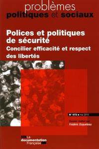POLICES ET POLITIQUES DE SECURITE (N 972 MAI 2010