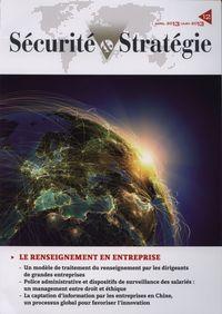 RENSEIGNEMENT EN ENTREPRISE - SECURITE ET STRATEGIE N 12