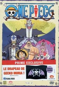 ONE PIECE - THRILLER BARK VOL 2 - 3 DVD