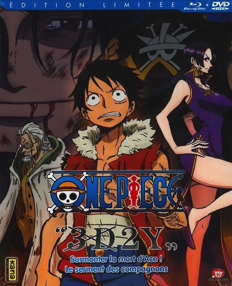 ONE PIECE : 3D 2Y - COMBO