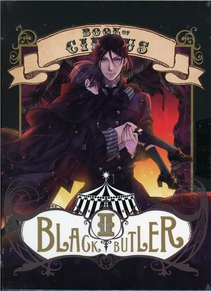 BLACK BUTLER : BOOK OF CIRCUS VOL 2