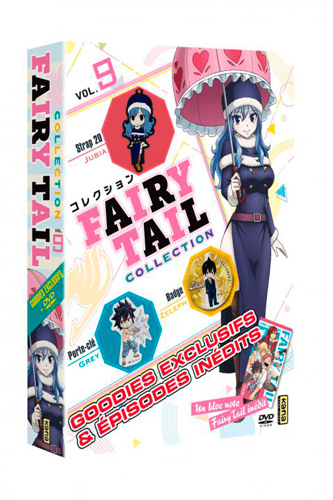 FAIRY TAIL COLLECTION VOL9