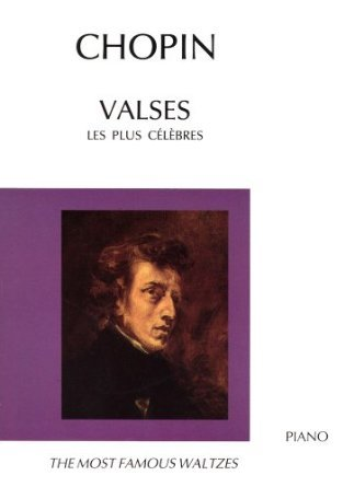 VALSES LES PLUS CELEBRES --- PIANO