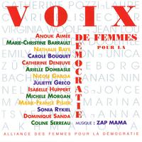 VOIX DE FEMMES POUR LA DEMOCRATIE CD