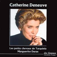 LES PETITS CHEVAUX DE TARQUINIA  CD