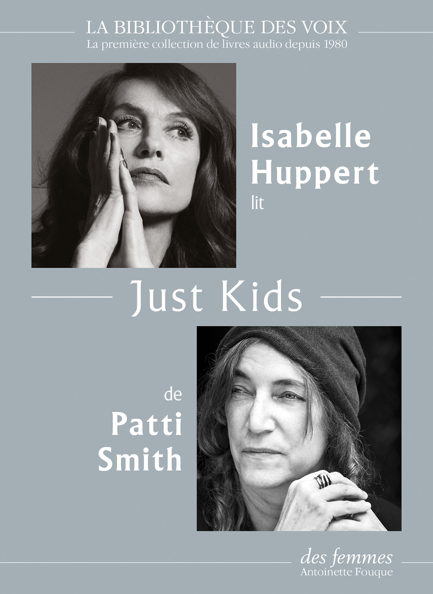 JUST KIDS - LU PAR ISABELLE HUPPERT