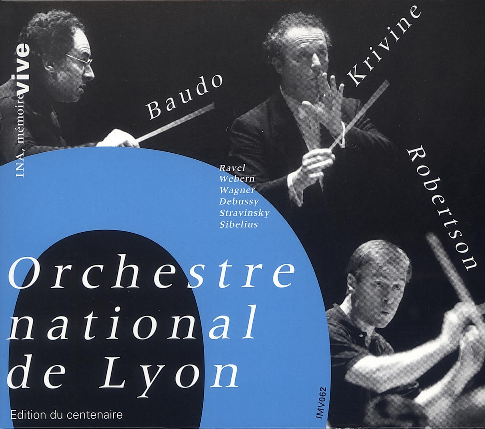 ORCHESTRE NATIONAL DE LYON - 2 CD