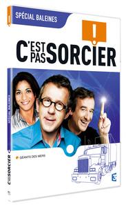 C'EST PAS SORCIER - SPECIAL BALEINES - DVD